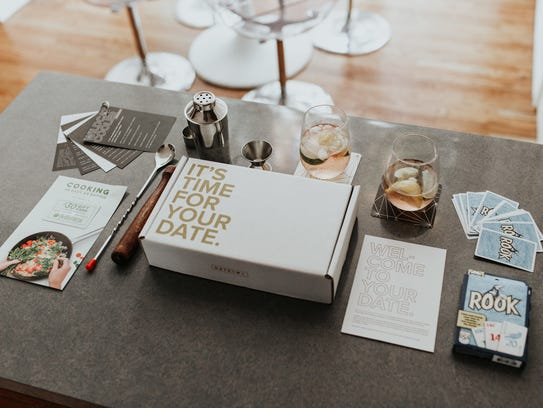 Datebox delivers everything you need for a date night