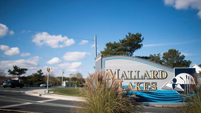 Mallard Lakes development on Route 54 in Selbyville.