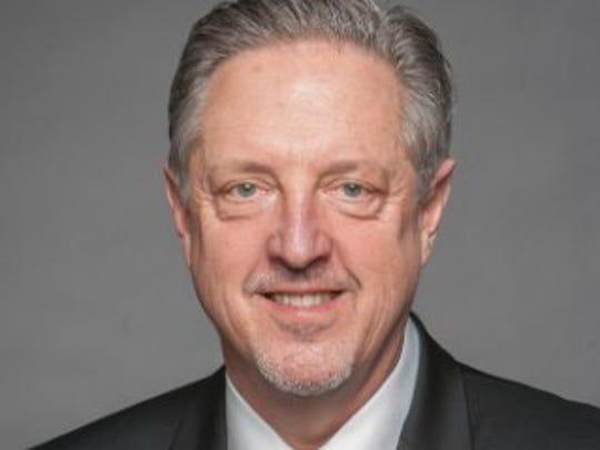 John Naglick is Detroit's finance director.