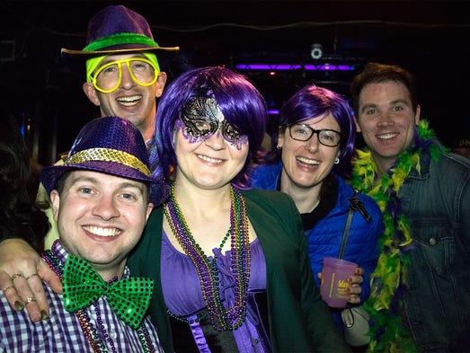 Reno celebrates its very own Mardi Gras at the Mardi