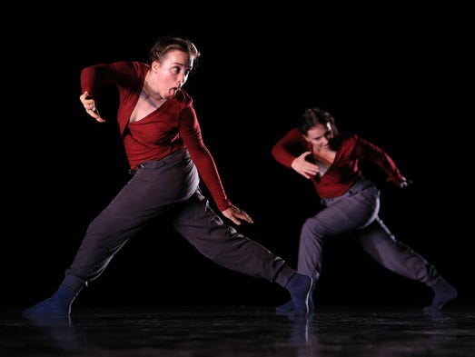 Red Rock Dance Festival Choreography Showcase 2017.