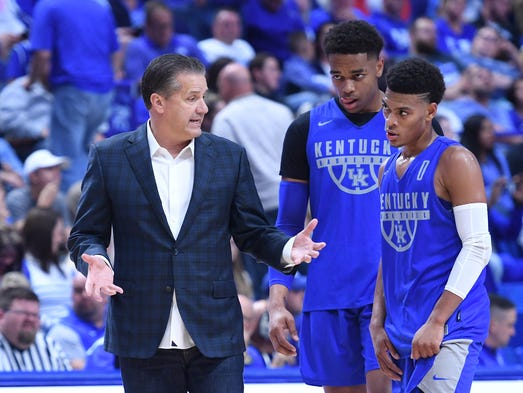 Uk Basketball: Takeaways From The Wildcats' Blue