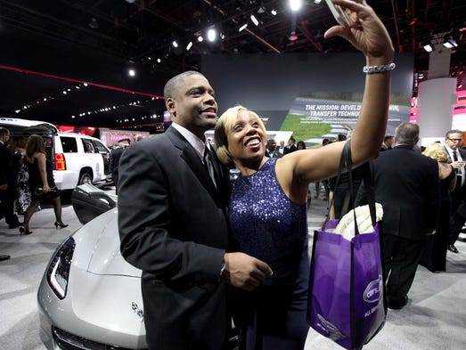 The Auto Show Inside A Renovated Cobo Center Kick Starts A Potentially Great Year For Detroit