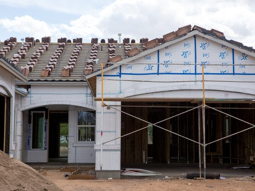 New Home Construction Prices Picking Up In Surprise