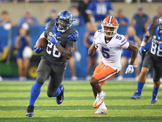 Kentucky Football | Grading UK's performance in loss to ...