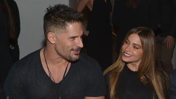 Joe Manganiello and Sofia Vergara on Dec. 4. in Los Angeles.
