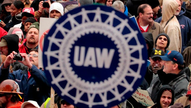 United Auto Workers union is trying to organize a Volkswagon factory in Tennessee.