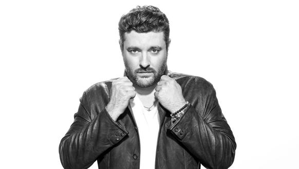 Country star Chris Young will perform at the Denny