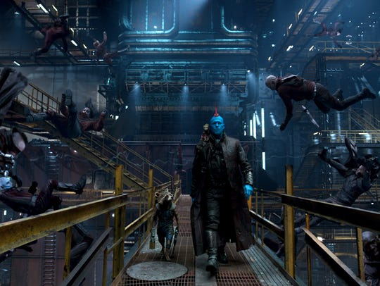 'Guardians of the Galaxy Vol. 2' features the unlikely