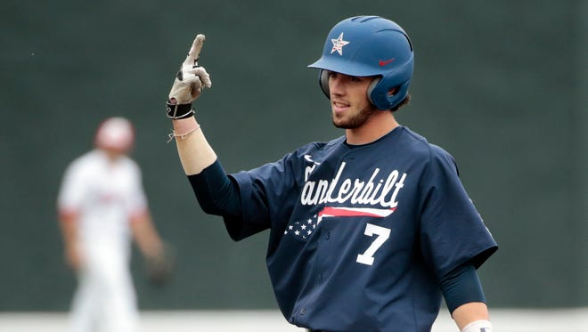 Vanderbilt's Dansby Swanson is the best, most polished college bat available.