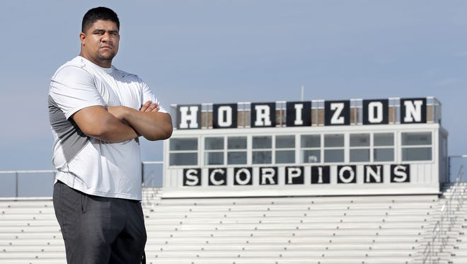 Former Eastwood High School assistant Paulo Melendez is the new head football coach at Horizon High School.