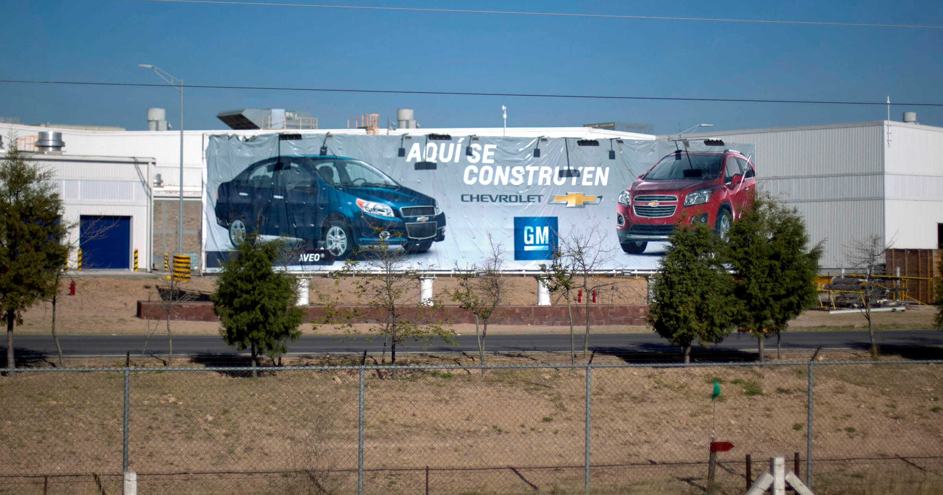 GM now top automaker in Mexico as it idles US factories
