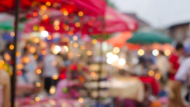 Eat, shop and stroll at Greencastle-Antrim Sidewalk Days