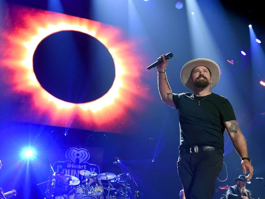 Zac Brown: Headed to Jersey.