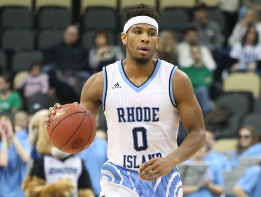 NCAA Basketball: Atlantic 10 Conference Tournament - Davidson vs Rhode Island