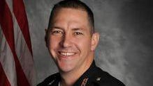 Officer Jason Ellis, 33, a Bardstown, Ky., police officer was killed while on his way home from work, officials said.