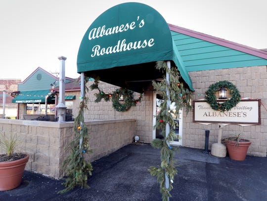 Albanese's Roadhouse and Dominic's Sports Lounge at