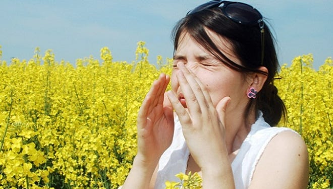 Spring allergy season is in full bloom in Northeastern Wisconsin.