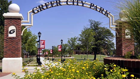 Greer has earned a national honor for its efforts to evaluate and act on residents' desires for infrastructure and quality of life.