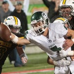 Spencer Blackburn accounts for 5 TDs in Trinity rout