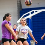 Owego volleyball falls in Class B state final