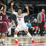 ULM women to close out road schedule