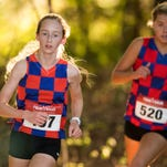 Greenville County cross country championships