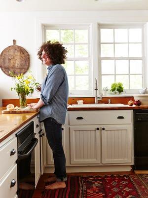 "Julia Turshen has written a cookbook called ""Small Victories."""