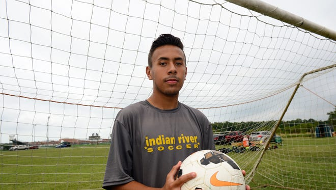 Indian River's Johan Cordoba.