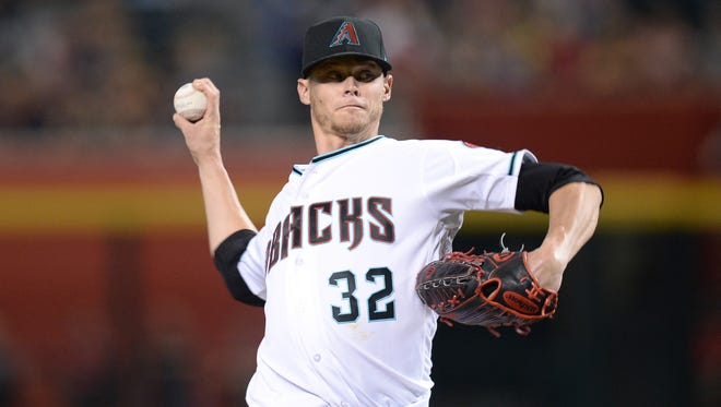 Clay Buchholz is enjoying one of his best seasons in years in Arizona.