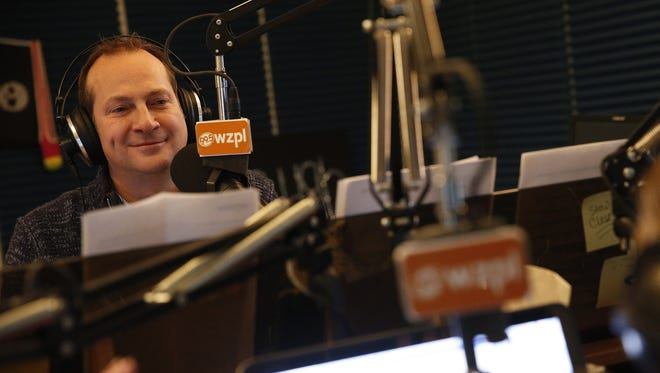 "Dave Smiley launched the ""Smiley Morning Show"" at WZPL-FM (99.5) in 2002."