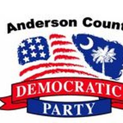 Anderson County Democratic Party logo