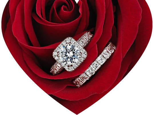 Five tips for buying Valentine's Day jewelry