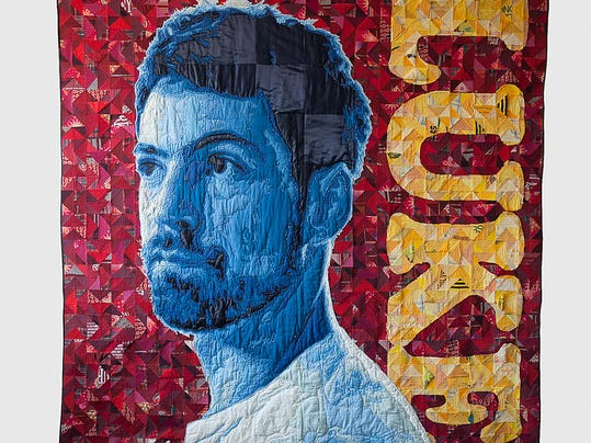 Male quilters break from tradition, redefine craft : quilting artist - Adamdwight.com
