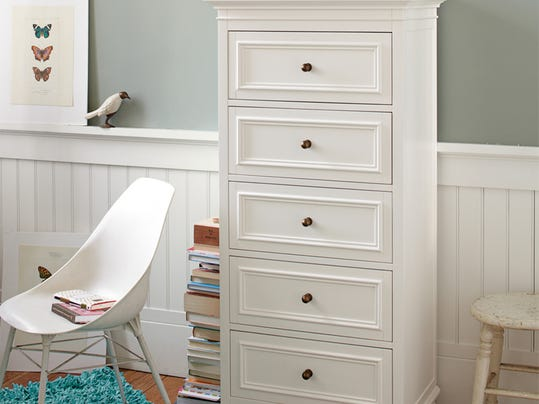 Dressers for small places high narrow and handsome for Narrow dressers for small spaces