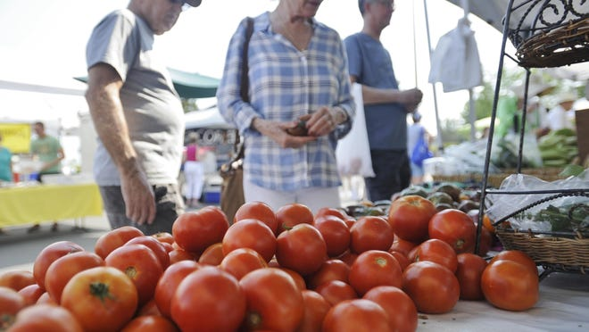 Vine Ripe Tomatoes offers high quality produce year-round.