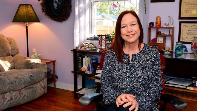 Carol Hicks, Marriage & Family Therapist.