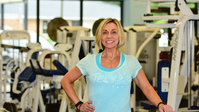 Tammy Roberts, owner of Tammys Fitness.