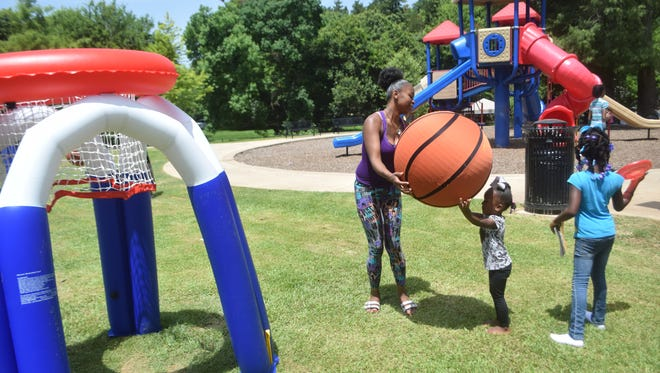 Rec2U events by the city of Alexandria Recreation Department include a variety of games and other activities as well as music and food, all at no cost to participants. The first Rec2U event of the summer will be Tuesday at Harmon Park on Monroe Street.