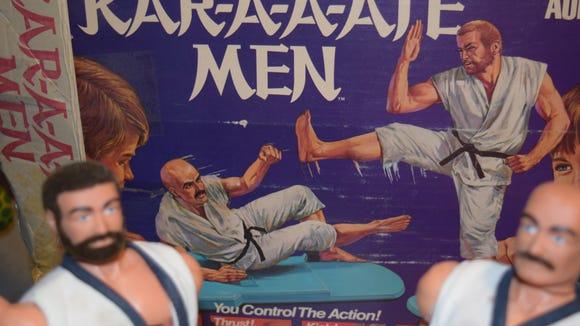 The ever-popular Karate Men game.
