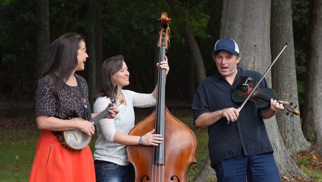 Sound Wagon features from left Shelley Gendusa, Jenny Moore Miller and  Jack Magee.