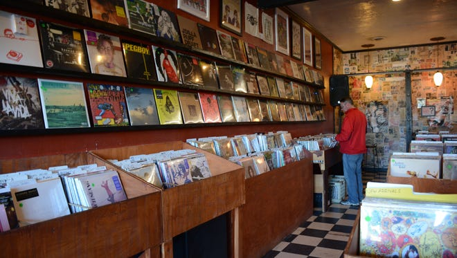 Retrofit Records, located at 439 West Gaines St., has thousands of records in stock and has served the music community here since 2011.