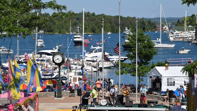 Charlevoix has the best of both worlds: a thriving arts scene and plenty of waterfront.