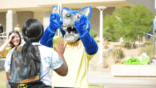 Cal State University San Bernardino's Palm Desert Campus hosted its seventh annual Environmental and Sustainability Expo on Friday, May 6, 2016.