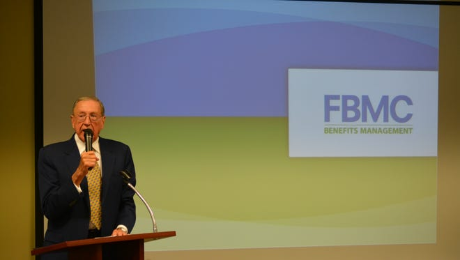 FBMC Benefits Management, Inc. (FBMC) celebrated 40 years of business on June 1, 2016.