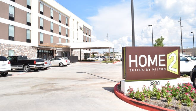 Home2 Suites, a Hilton extended stay brand, opened on Alexandria Mall Drive about a month ago.
