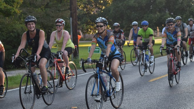 The fifth annual Le Tour de Bayou, a bicycling fundraiser hosted by Kent House, is set for Sept. 17. Registration is now open for the event.