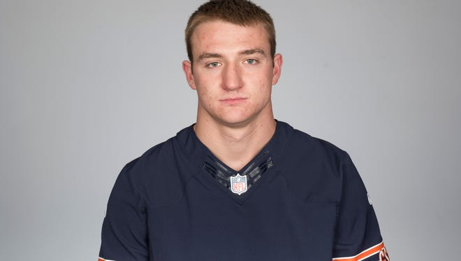 Forest Park grad Ben Braunecker is on the Chicago Bears practice squad