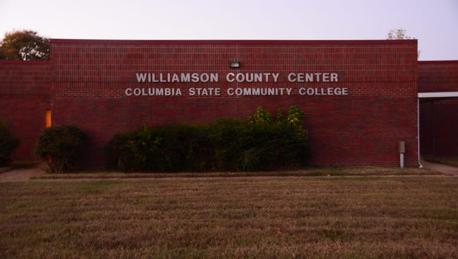 The Williamson County Commission's education committee unanimously approved the transfer of a vacant Columbia State Community College building from county to school district ownership Monday.