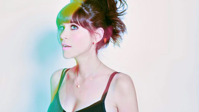 Jackie Tohn will bring her musical stand-up routine to Diana Wortham Theatre on Nov. 11.